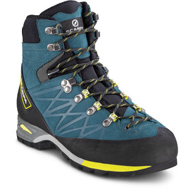 Scarpa Marmolada Pro HD Shoes Men lakeblue/lime
